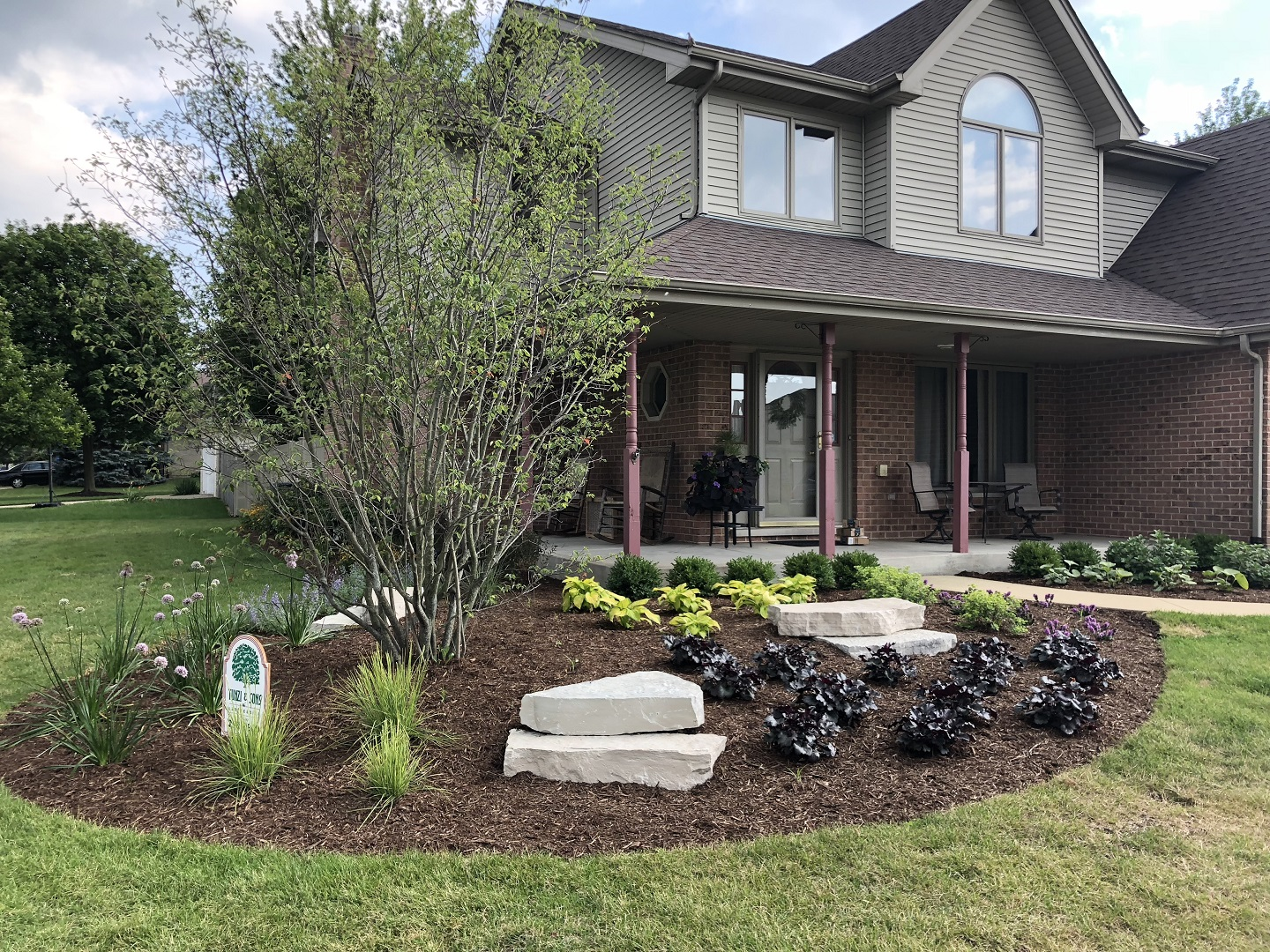 Peotone, IL top quality landscape maintenance