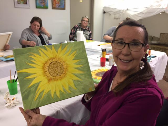 marys finished painting smiling.jpg