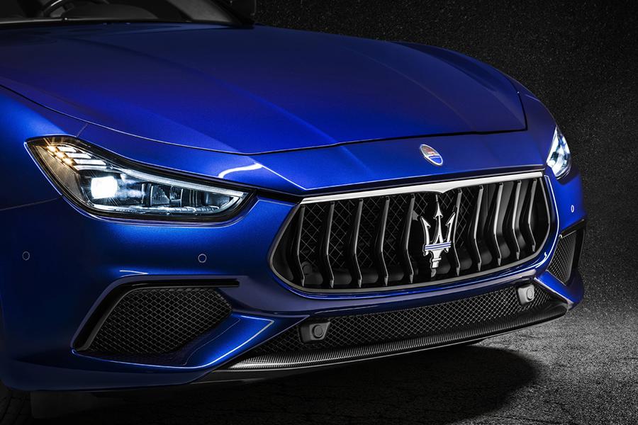 Maserati Ghibli -