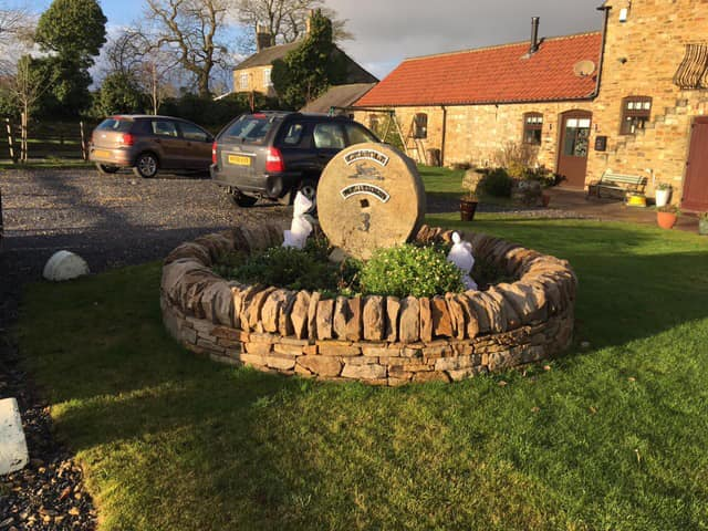 Bespoke Features - Stonework features & designs