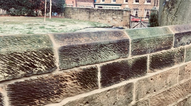 Historic Repairs - Repairs of traditional & heritage stonework.