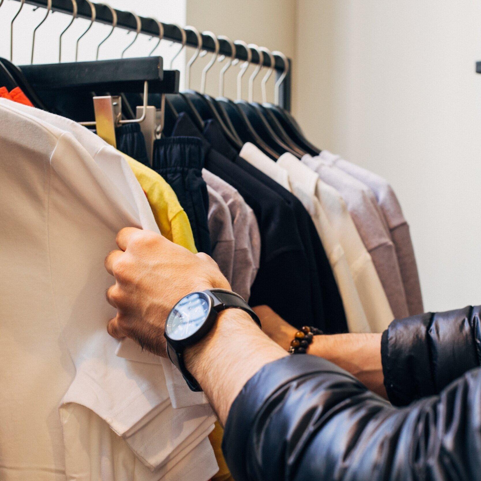 Where to shop: - - Intu Victoria Centre- The Royal Exchange- Lace Market (Vintage Clothing)- East Midlands Designer Outlet