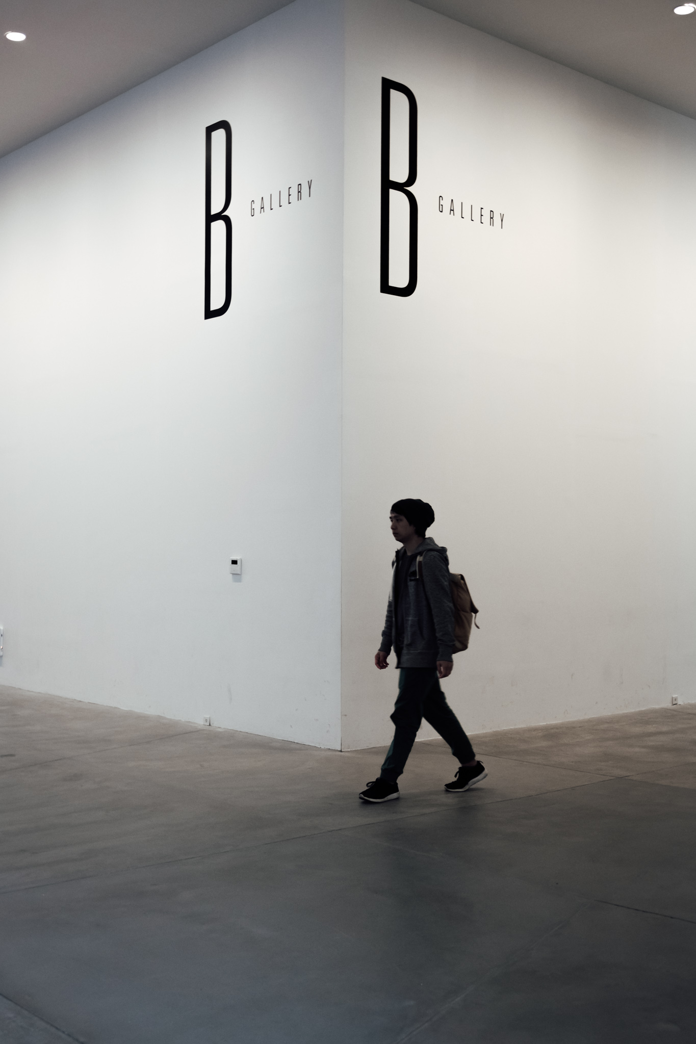 - 臺南市美術館2館 – Inside of a newly built Tainan City Art Museum Building 2
