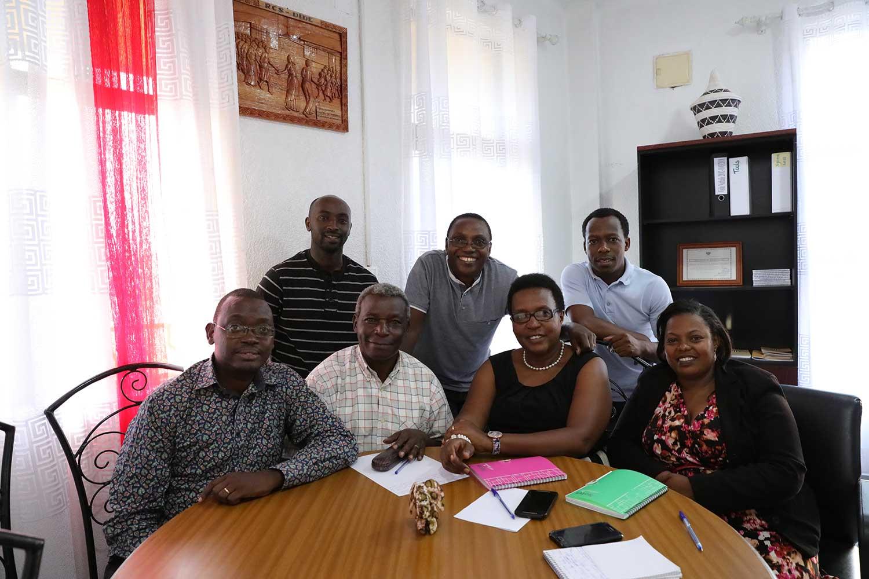 Équipe de Kigali