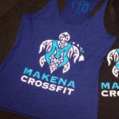 Makena CrossFit Gear