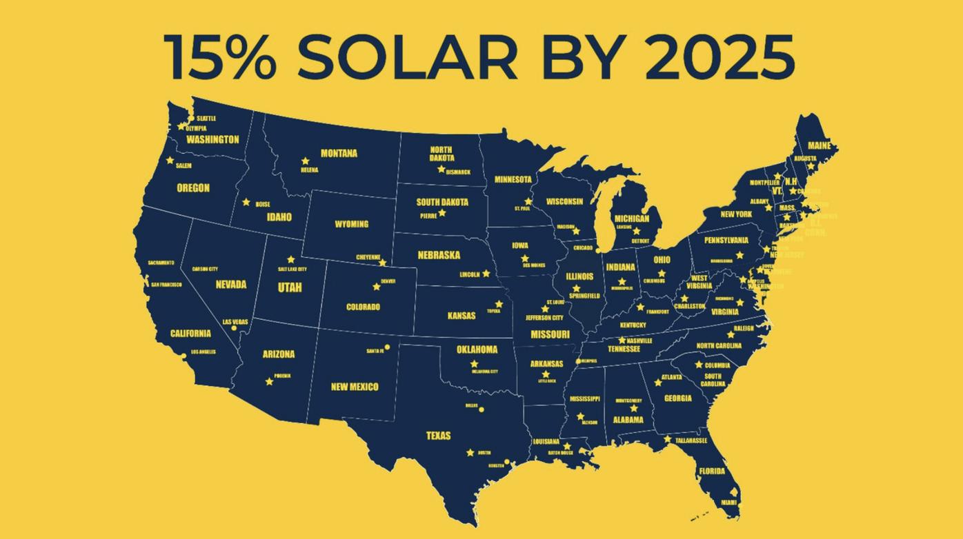 abe issa 15 percent solar by 2025