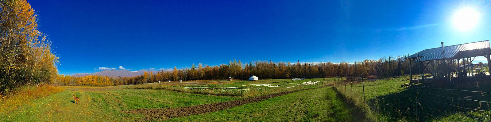 APU's Kellog Spring Creek Farm Campus