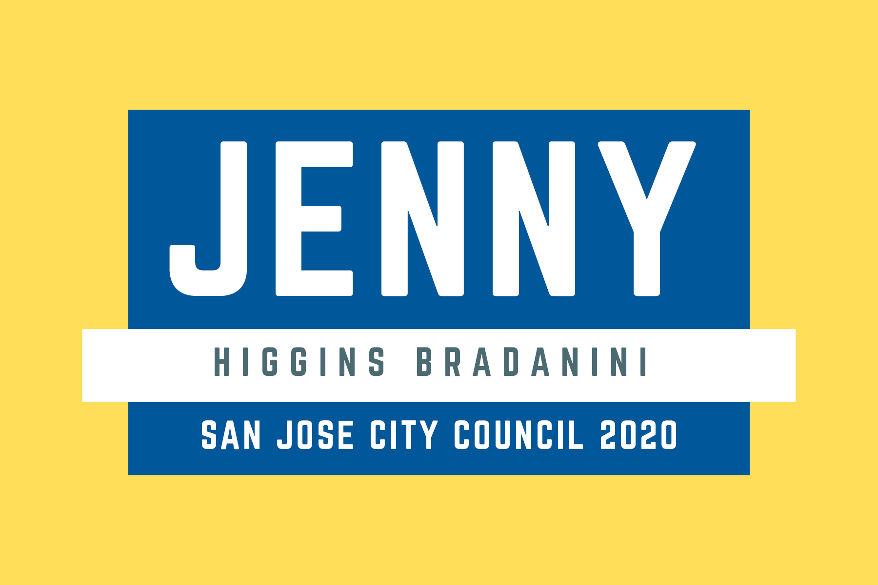 Take Action - Ready to join Jenny 2020? Our campaign relies on the support of our volunteers and friends.