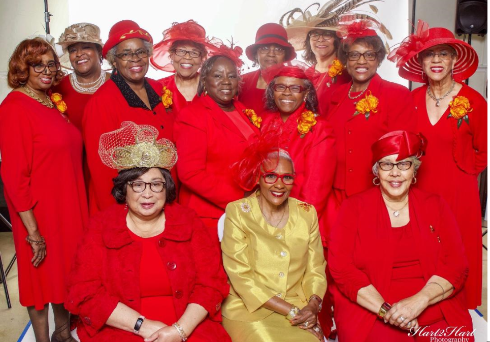 Alpha Rho Chapter's Benefit Luncheon 2019