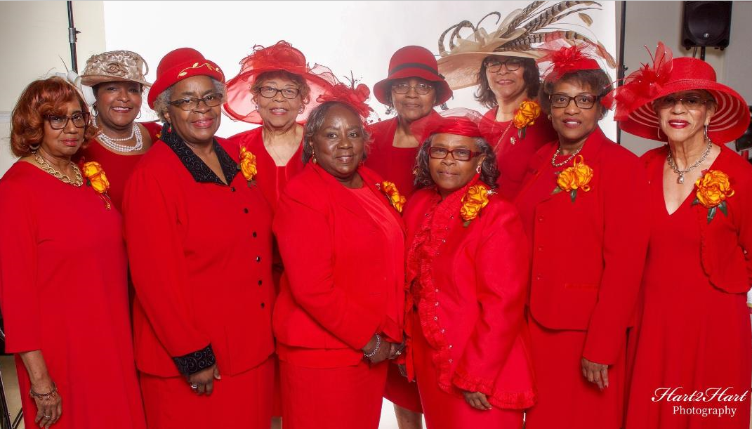 Alpha Rho Chapter's Benefit Luncheon, April 2019