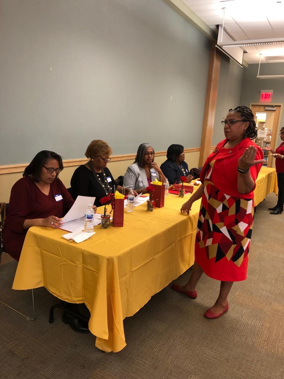 Alpha Theta Chapter's Interest Meeting 2019