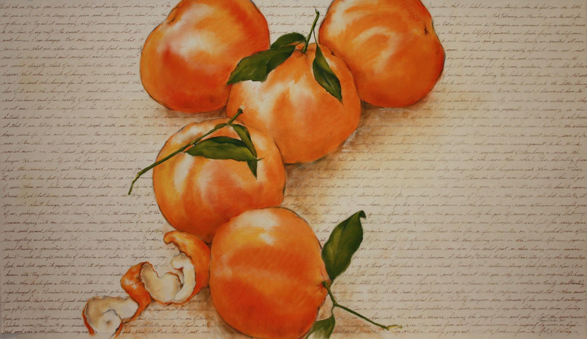 Tangerines for Anne