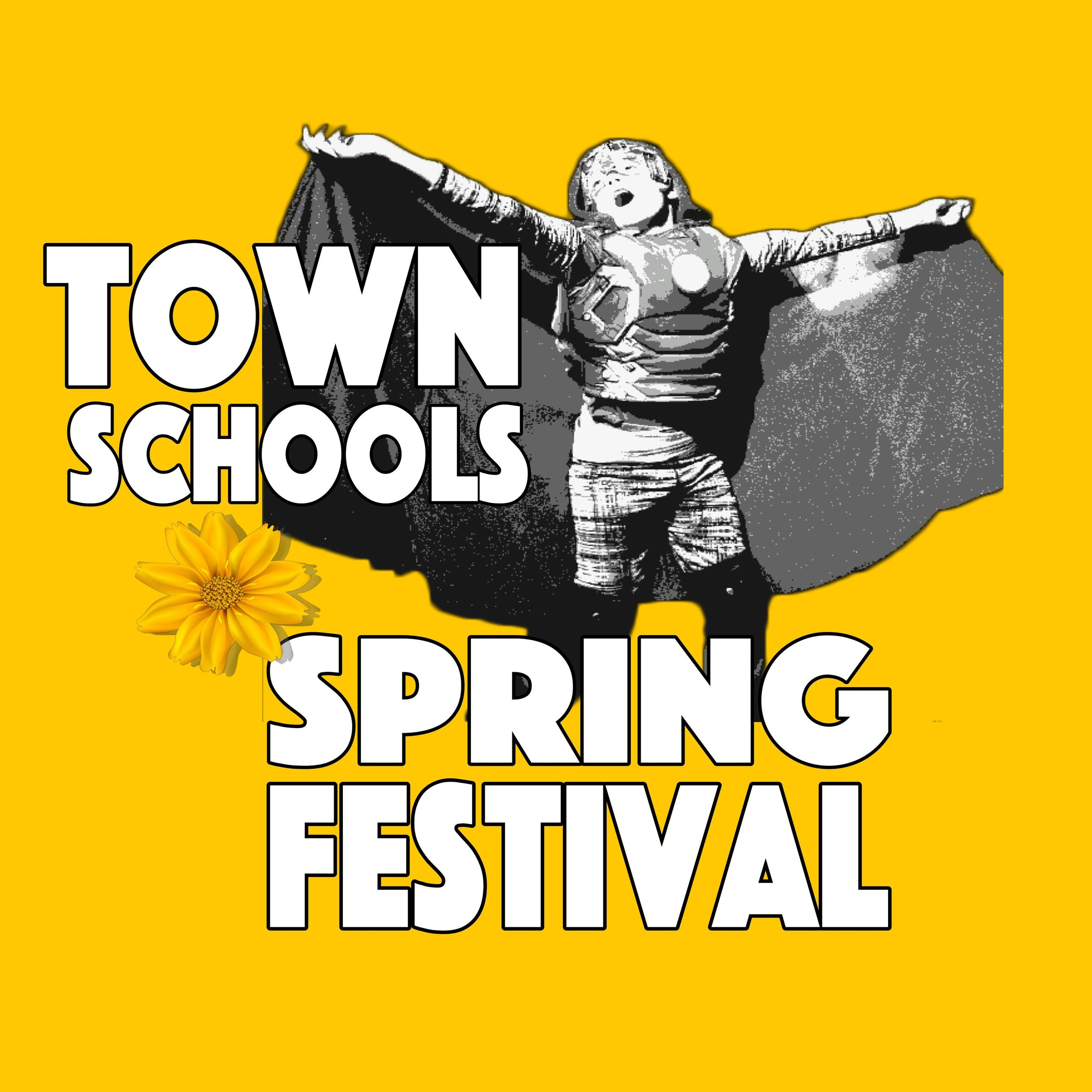 Town Schools Theatre Spring Fest! - Written & directed by Putnam SmithTown Schools Theatre Festival brings together three original 20 minute plays performed by local elementary school students.Performances: Friday, May 30th 7pm + Saturday, June 1st 7pmTickets: $8Sponsored by Sam's Outdoor Outfitters
