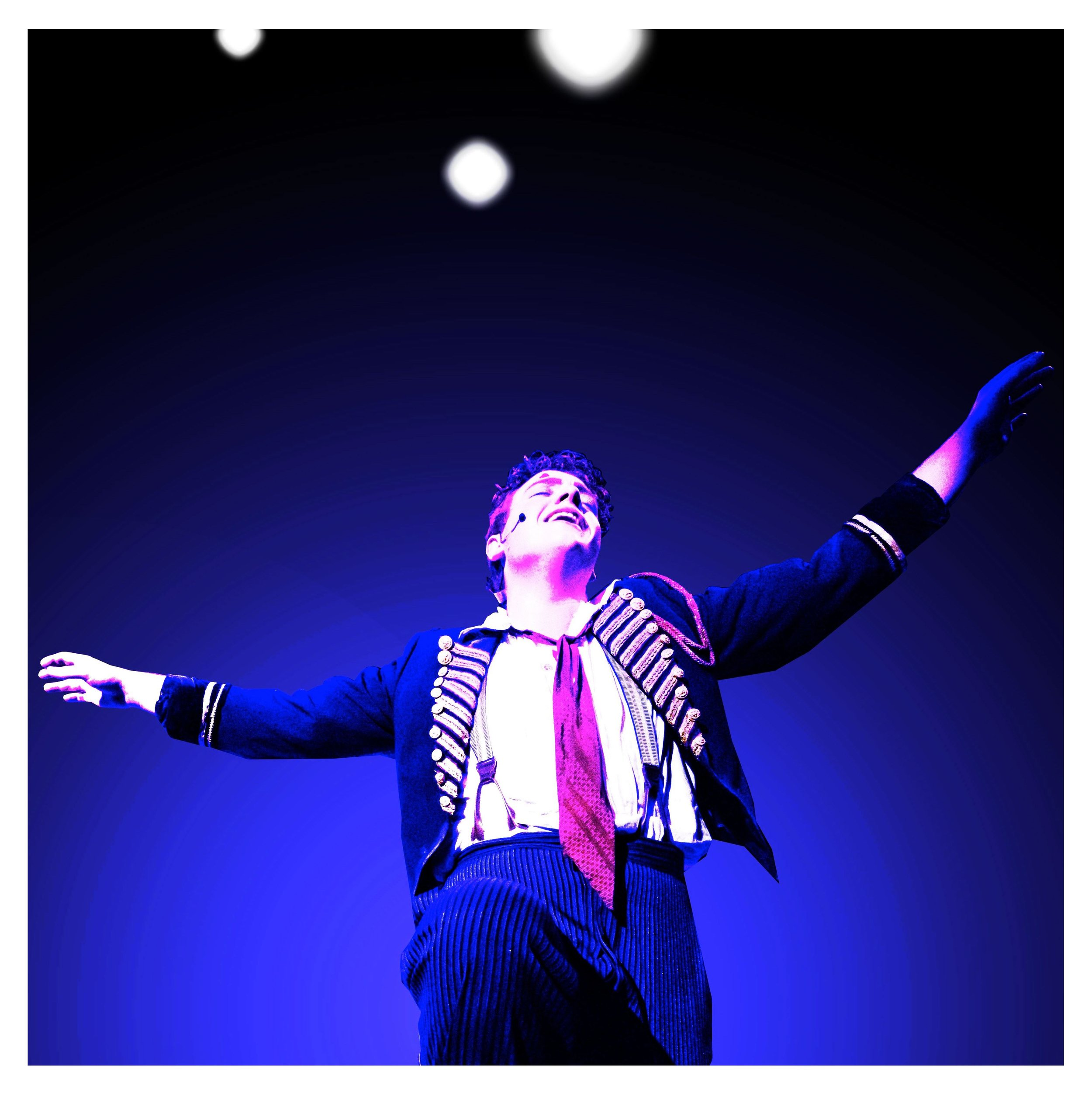 MUSICAL THEATRE FOUNDATIONS - WITH SCOTT SWEATAGES 11 - 19