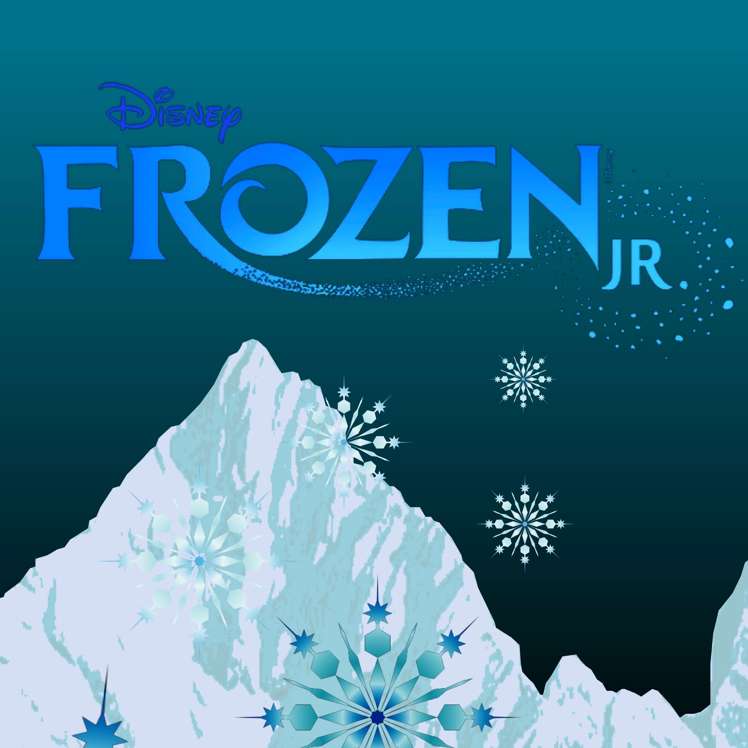 2020 Spring Musical - DISNEY'S FROZEN JR.Music and Lyrics by Kristen Anderson-Lopez & Robert Lopez Book by Jennifer LeeAges 11-15Tuition $500By registration
