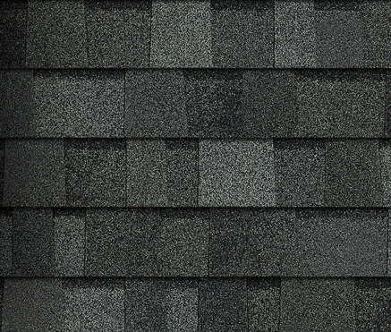 Duration® Shingles   Estate Gray