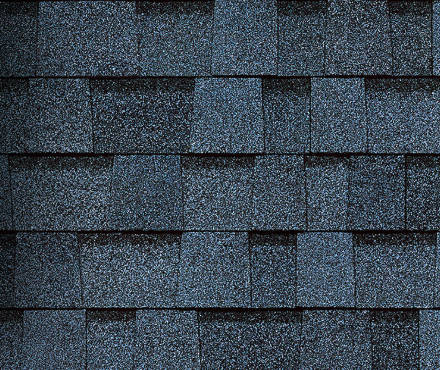 Duration® Shingles   Harbor Blue