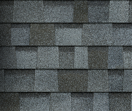Duration® Shingles   Onyx Black