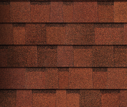 Duration® Shingles   Terra Cotta