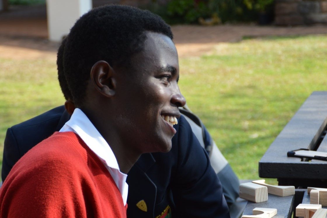 Bonginkosi - Bonginkosi is currently a Grade 12 at Uplands College. He has been provisionally accepted at the University of Johannesburg.