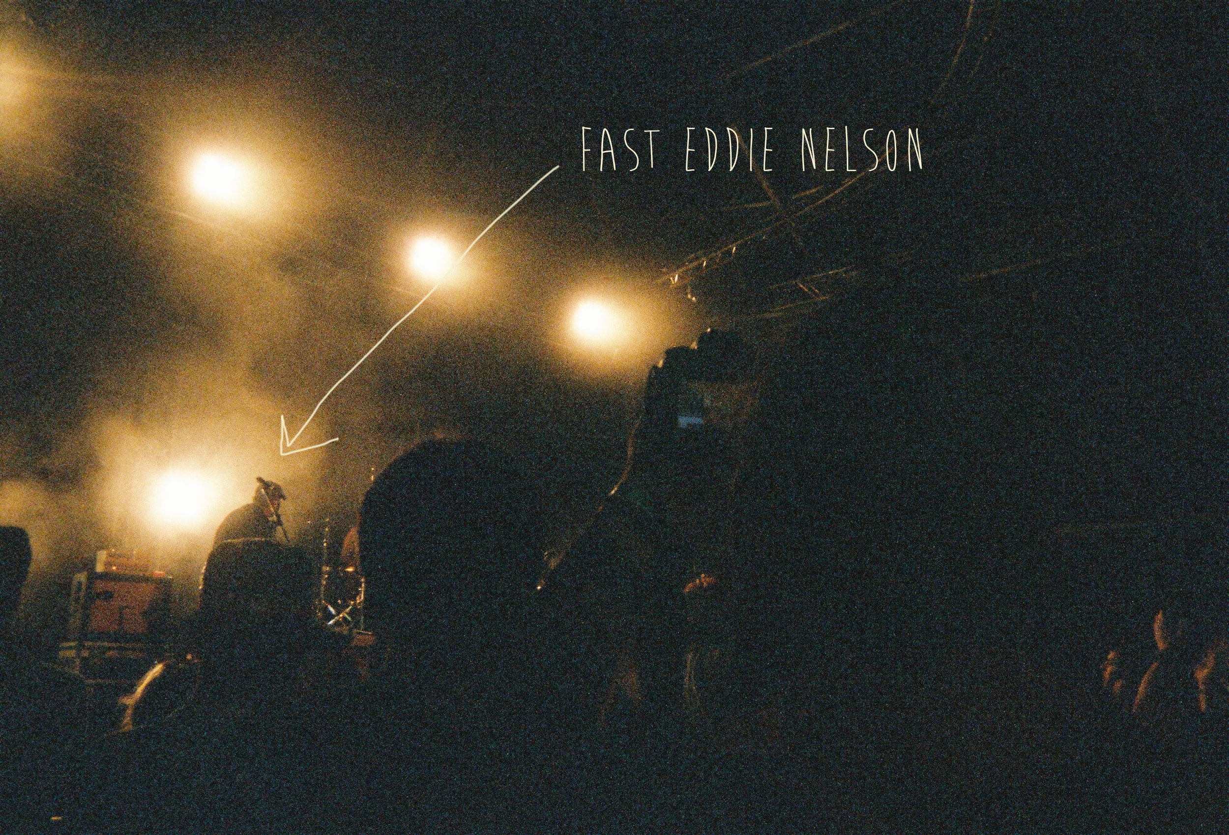 fast eddie nelson, side stage collective, paredes de coura