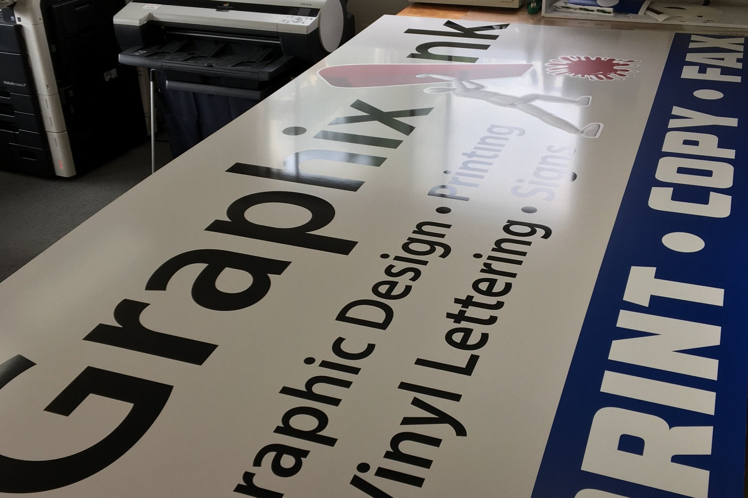 Graphix Ink Sign