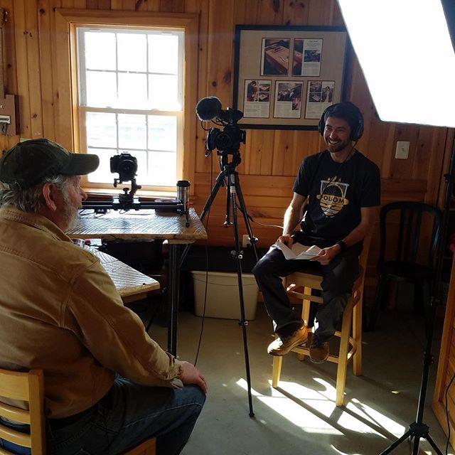 On set of Day 2 filming @milkhousebrewery. Good times #drinkbeergrownhere #videoproduction #mdcraftbeer #productionday