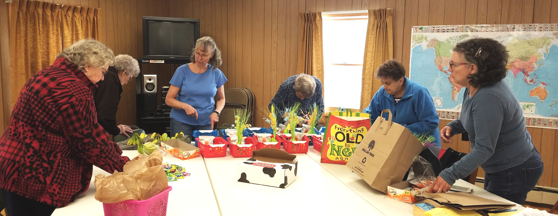 West Rockport Baptist Church Gleaners