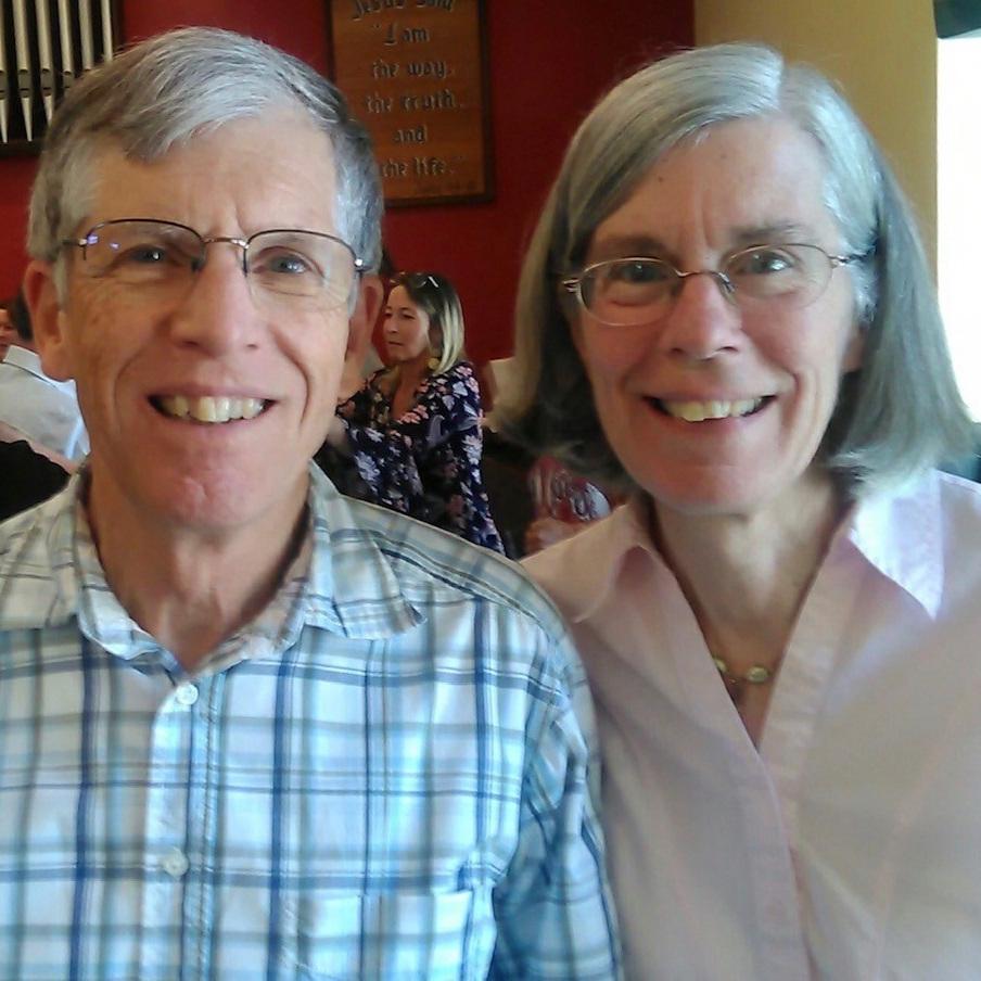 Larry and JoAnn Scheleen