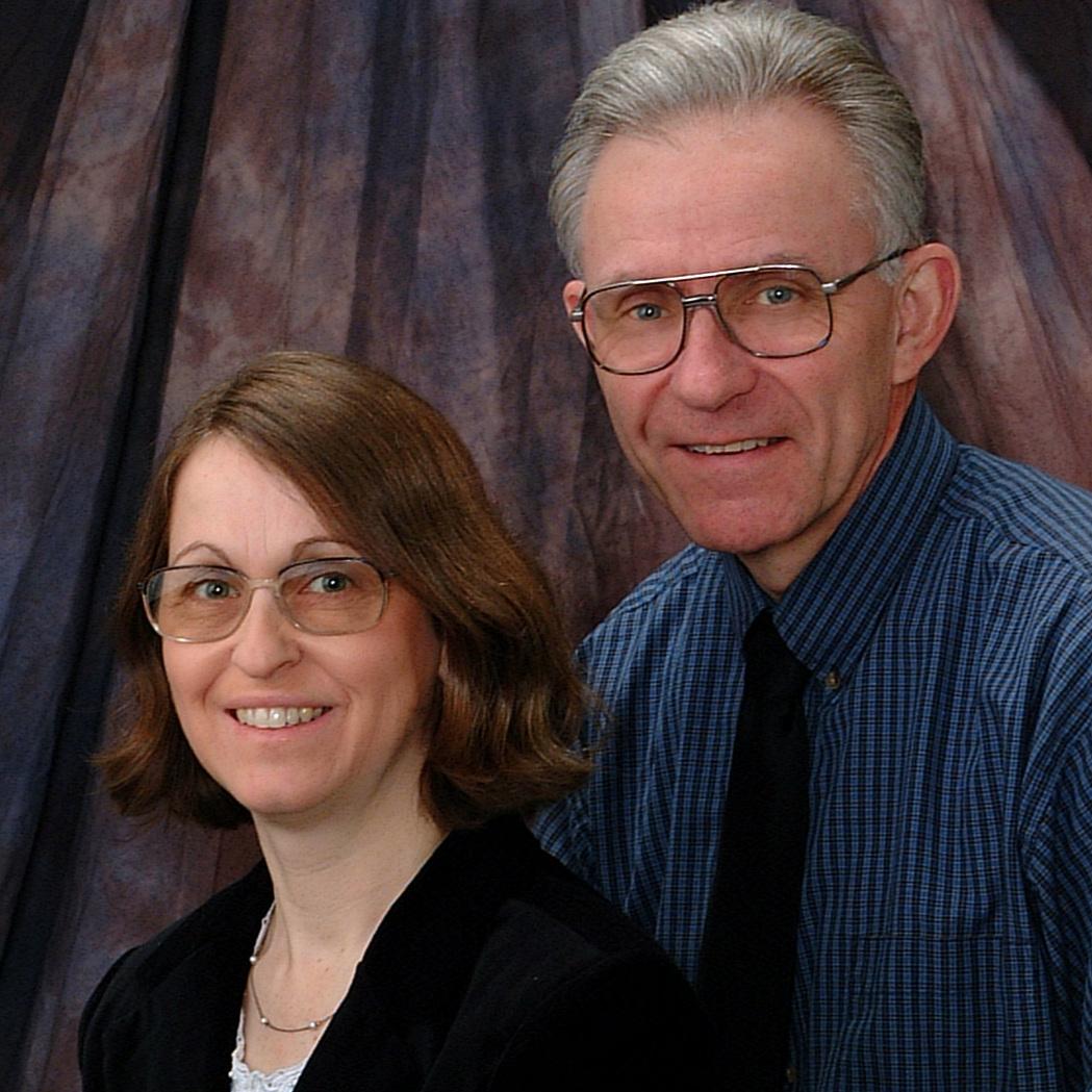 Harry and Joyce Straub