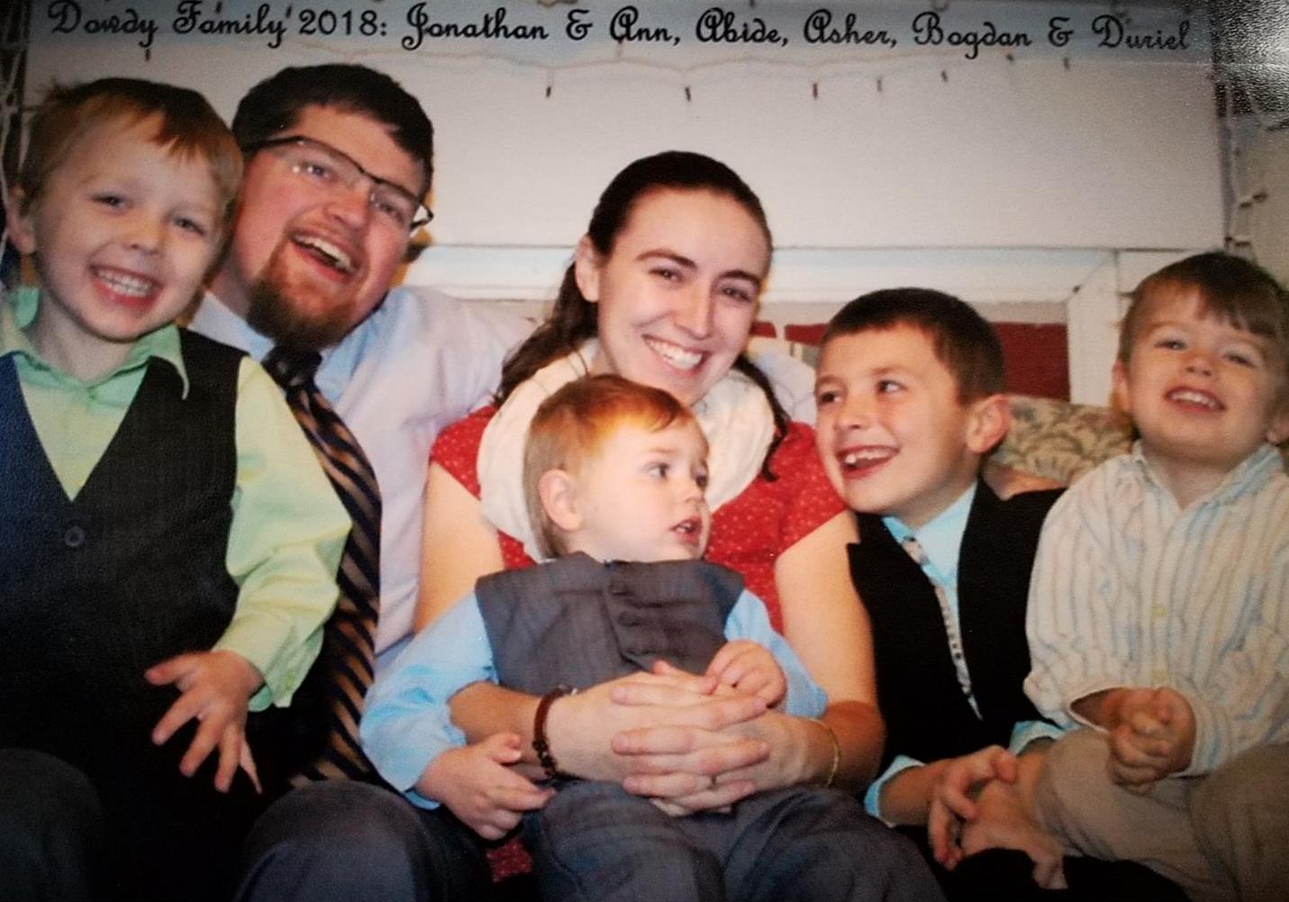 Jon Dowdy & Family