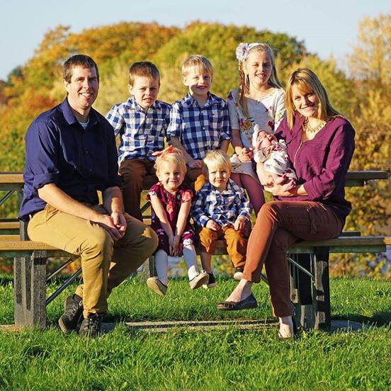 Jonathan Ray & Family