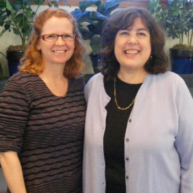 Diane Patten & Amy English - Co-Directors for Vacation Bible School