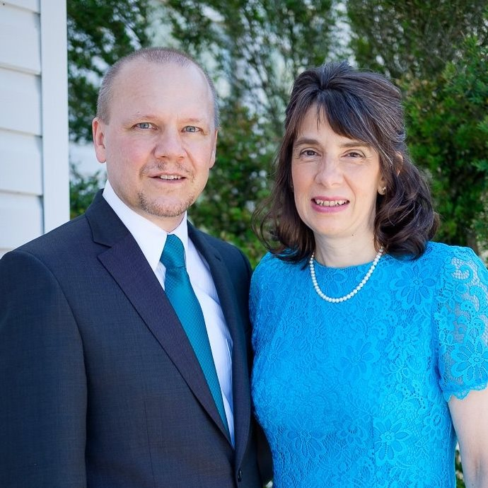 Tim and Sue Shirey