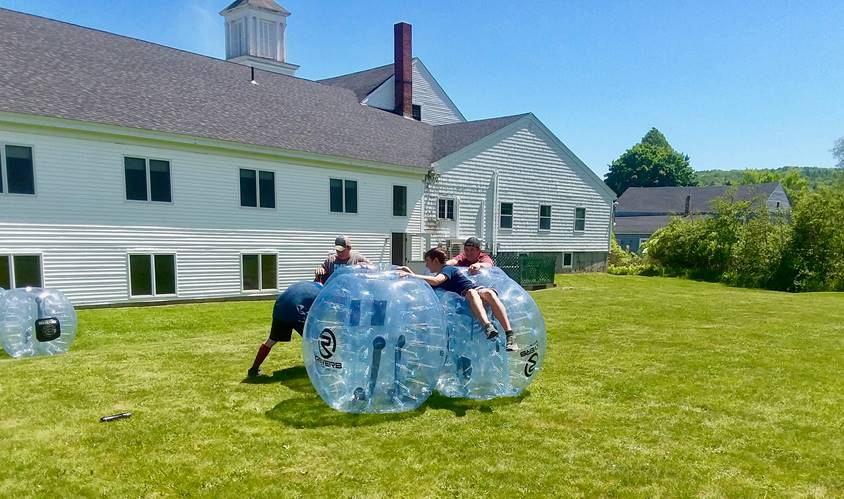 Summer Flock Youth Event at West Rockport Baptist Church