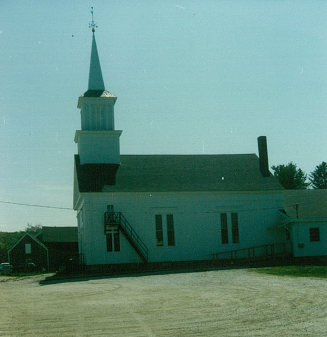 West Rockport Baptist Church history