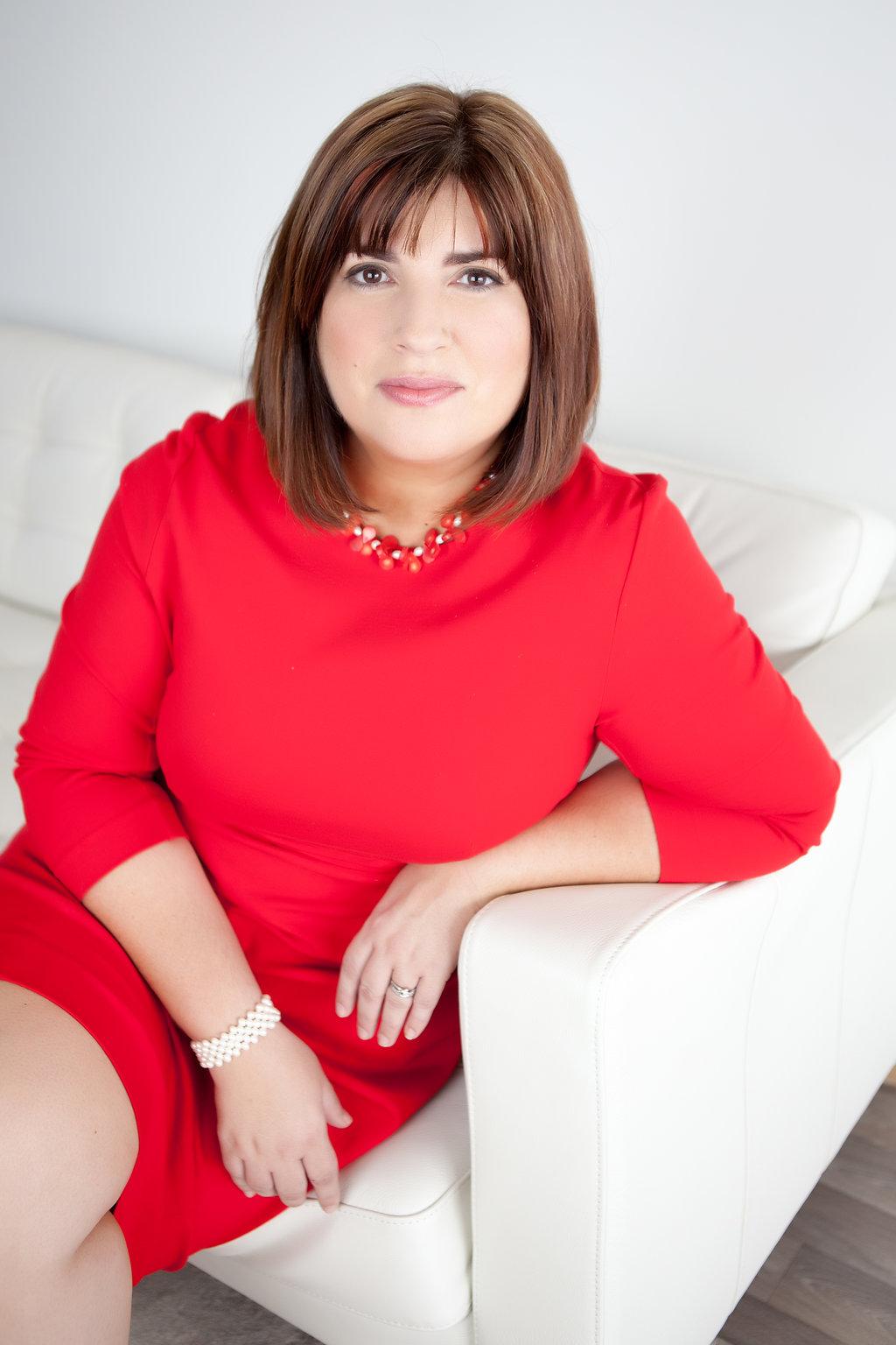April Caldwell, MBA | Women's Money Coach