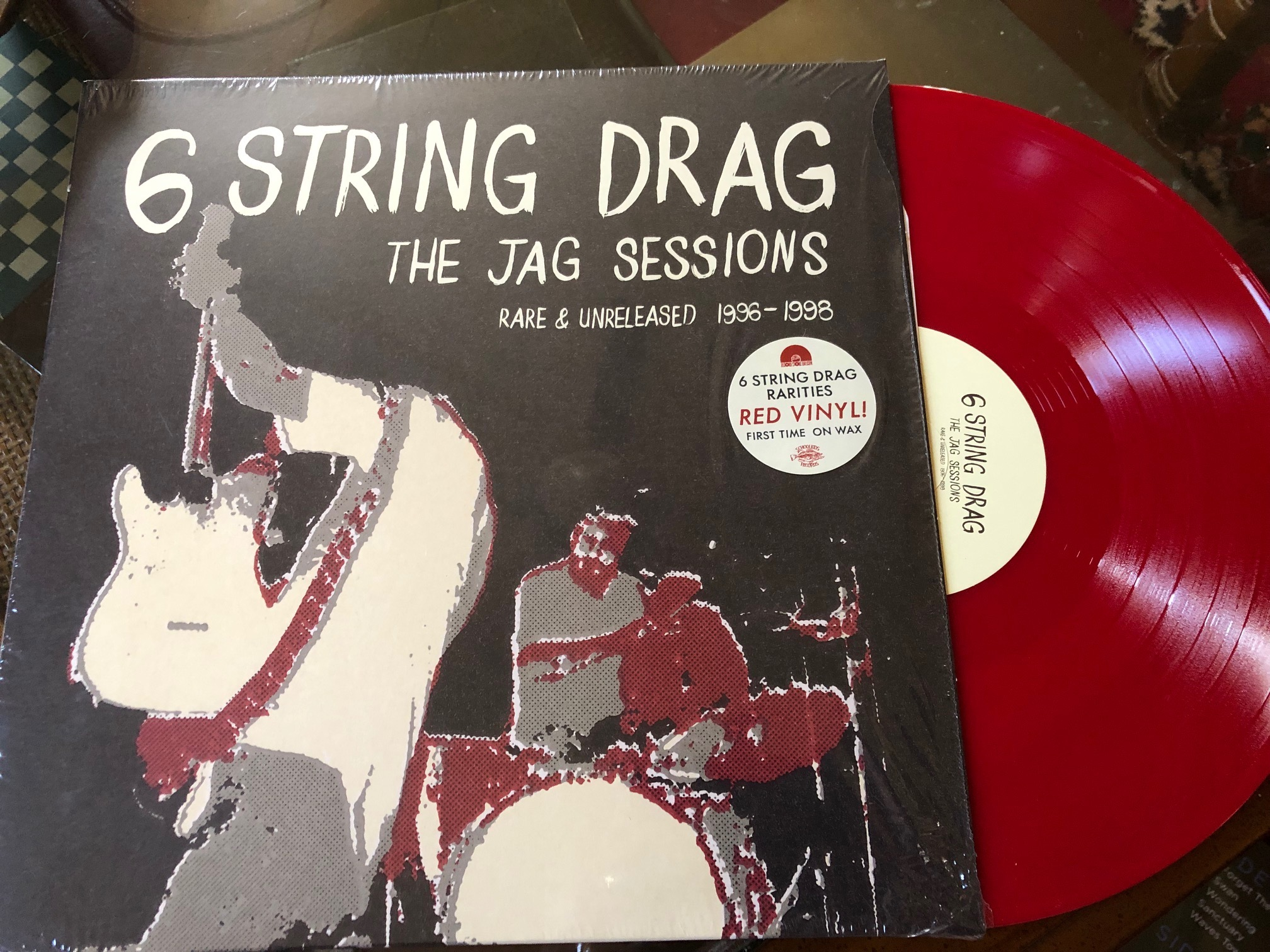 6 String Drag (RSD 2019) still available!