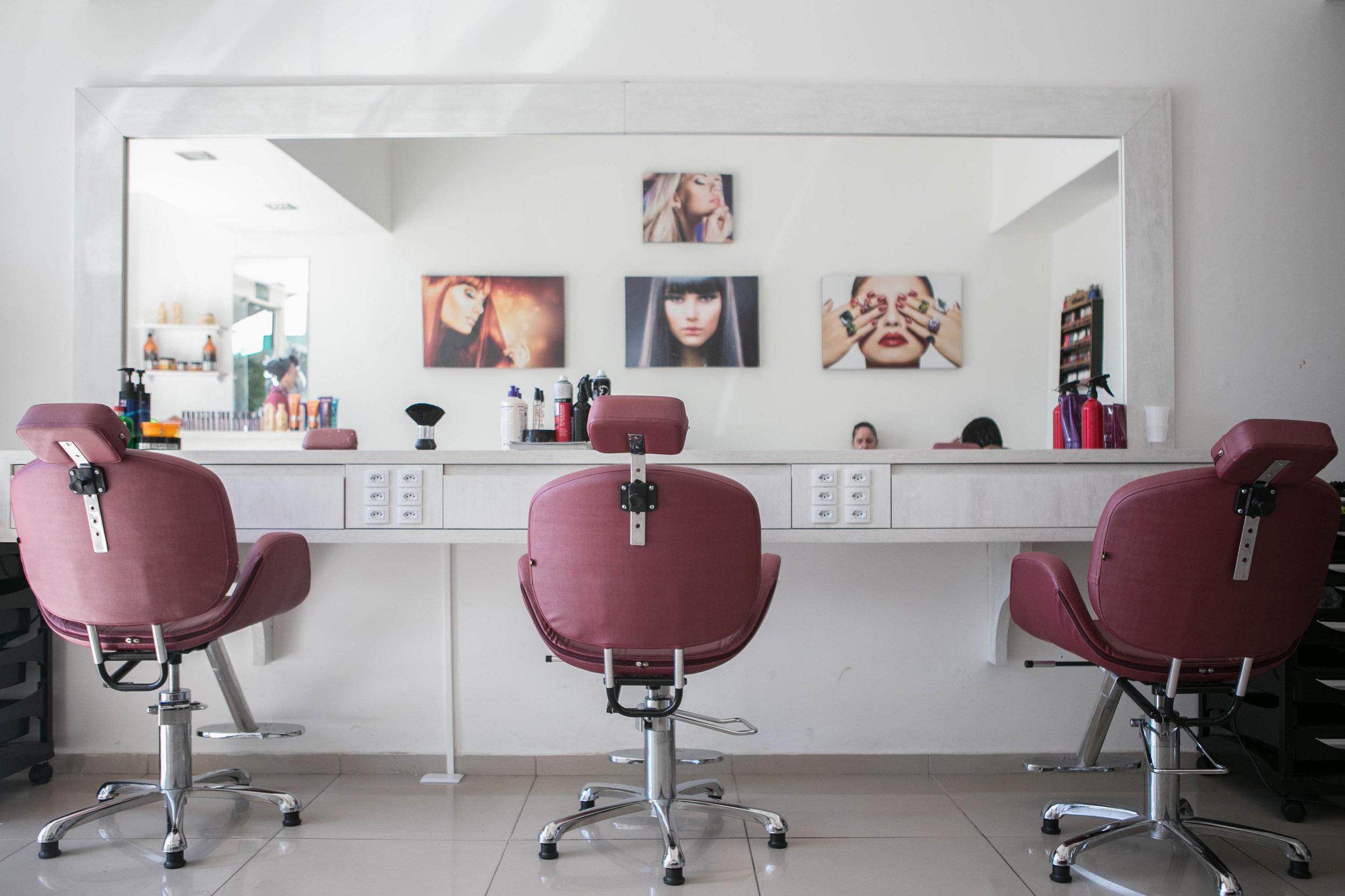Spa & Hair Salons
