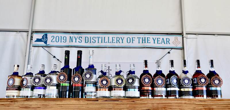17 Saint Lawrence Spirits Products awarded at the Great International Spirits Competition