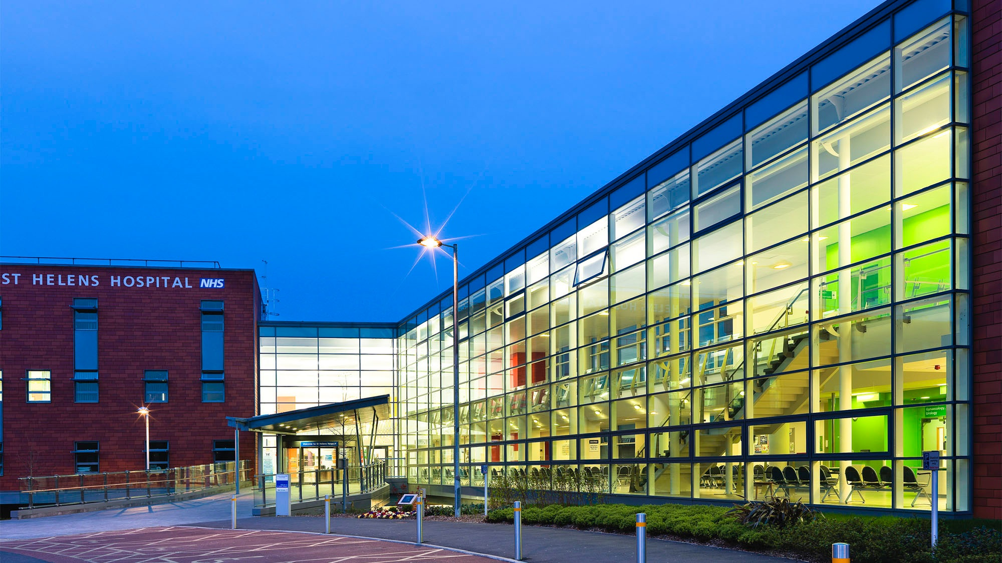 HEALTHCARE BUILDINGS - With a number of hospital projects and residential homes as our valued clients, our knowledge and experience of the Healthcare & Wellbeing sector is testimony to our success.