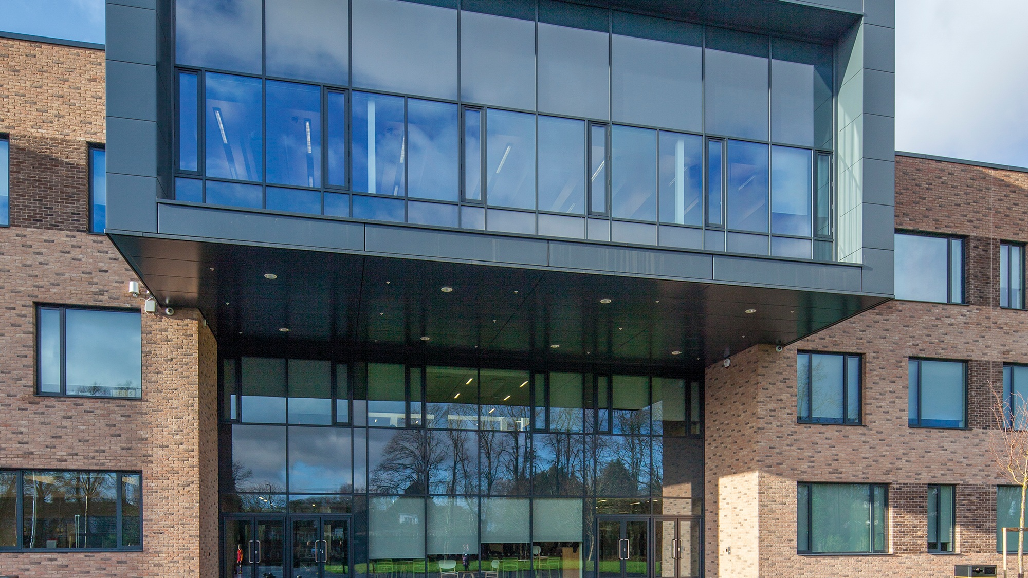 EDUCATION BUILDINGS - Whether we are conducting new build or refurbishment projects, Bauxite Glazing Specialists has vast experience in working in both the public and private education sectors across the UK.