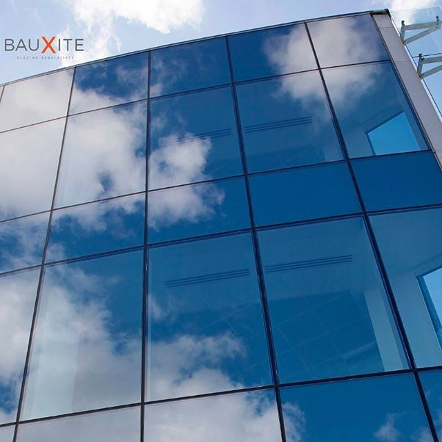 We specialise in the installation and supply of #windows and #doors. If there is a commercial project you need our help with, get in touch today.  #bauxiteglazing #curtainwall #curtainwalling #aluminium #new #commercial #project #uk