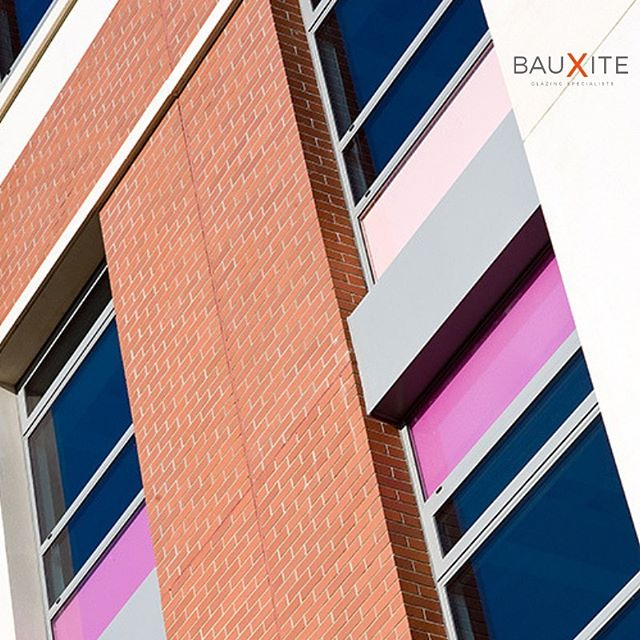Our bespoke products are made specifically to suit the requirements of your project.  #bauxiteglazing #bespoke #commercial #colorful #modern #bauxiteglazingspecialists #luxury