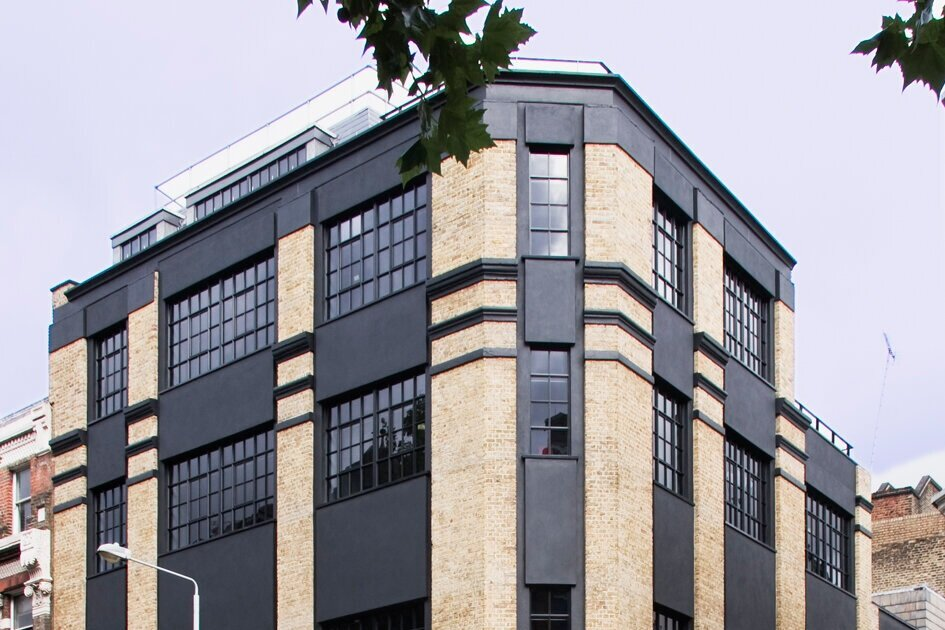 Agent Provocatuer Headquarters - Location: Old Street, LondonValue: £65,000.00Sector: Commercial BuildingProducts: Aluminium steel-look casement windows and doors