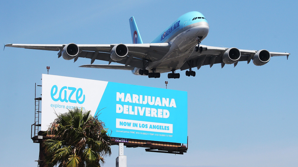 California cities sue the state, claiming marijuana home deliveries circumvent Prop 64.   AirTalk 89.3 KPCC Radio