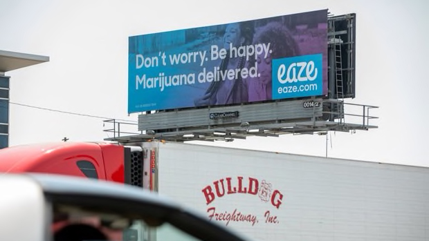 Sacramento Boutique, in New Suit, Challenges Marijuana Delivery Regs.   The Recorder