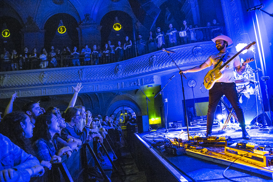 SHAKEY GRAVES AT AUGUST HALL - 5/27/18   PHOTO: ESTEFANY GONZALEZ