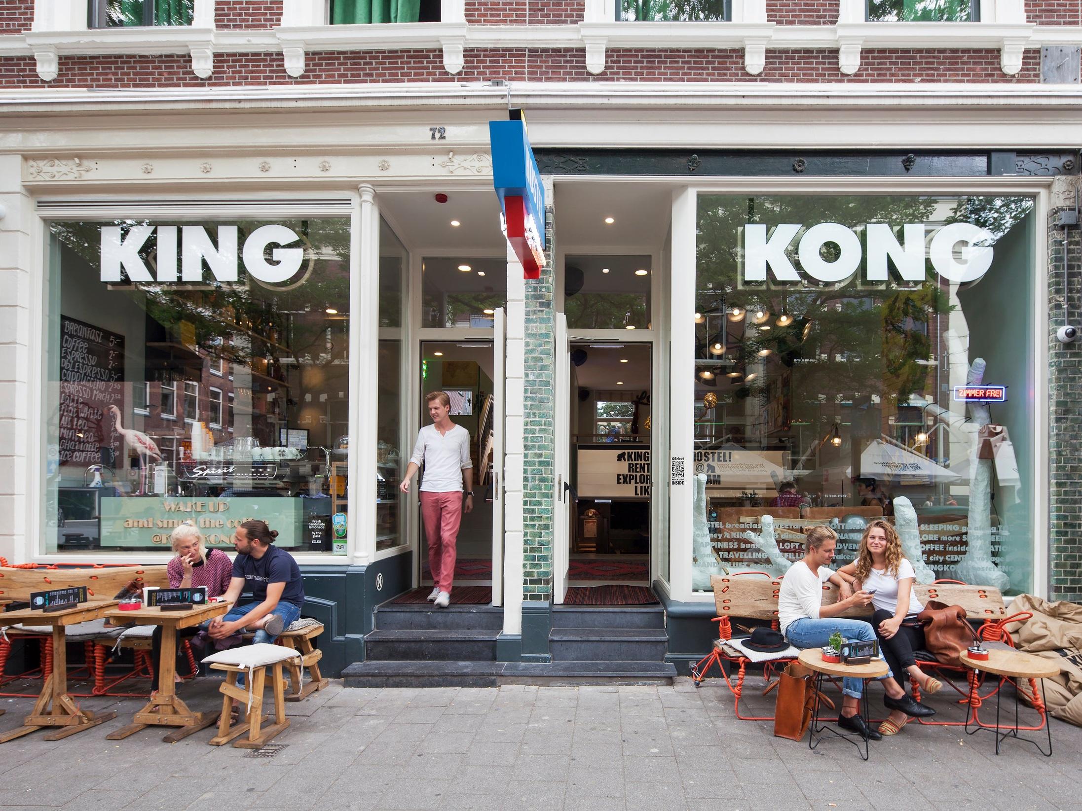 King Kong Hostel -