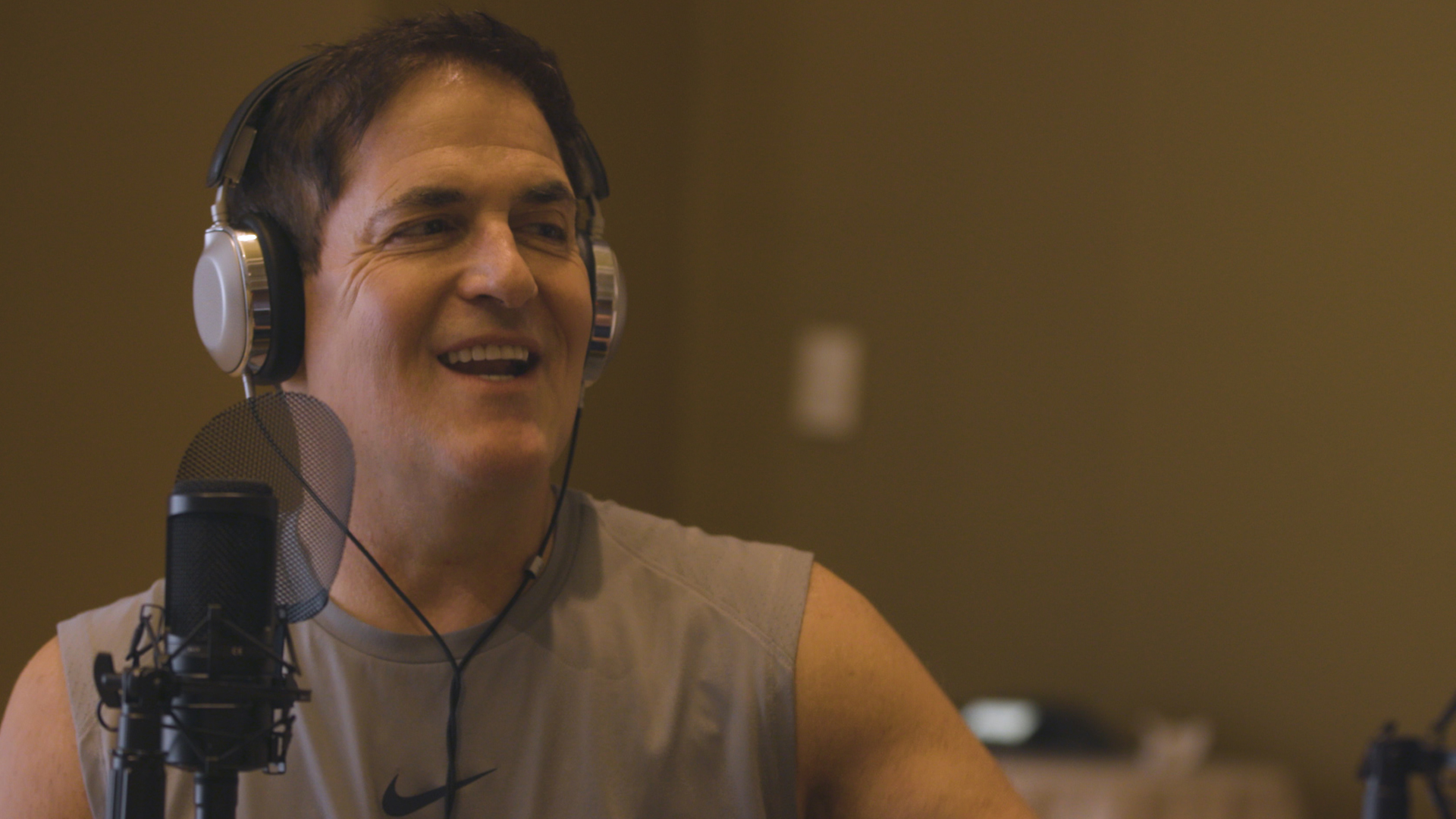 the speed of the game:EPISODE 1 - MARK CUBAN